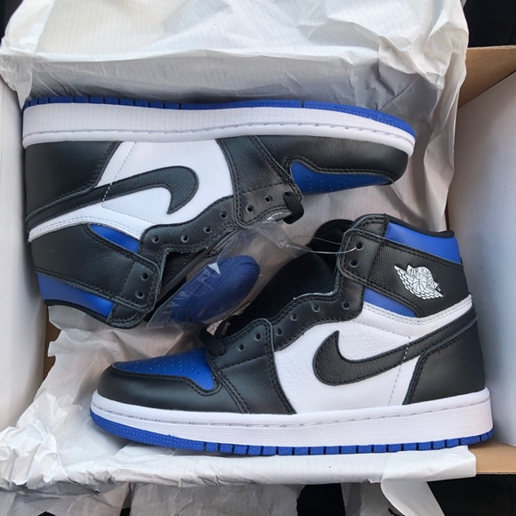 "Air Jordan 1 Retro High OG GS , ""Royal Toe"""